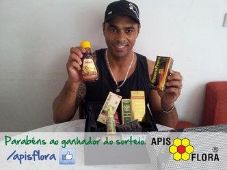 Sorteio Apis Flora no Facebook