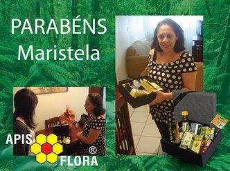 1° Sorteio de produtos Apis Flora